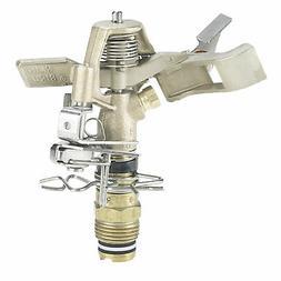 """RainBird 1/2"""" Full or Part Circle Brass Impact Sprinkler-Noz"""