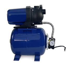 """1.6 HP 1"""" Garden Water Jet Pump with Automatic Booster Syste"""