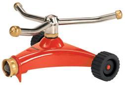 Dramm 10-15050 ColorStorm 3-Arm Whirling Sprinkler, Assorted