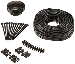 DIG PC14100 Drip Irrigation Kit, Black