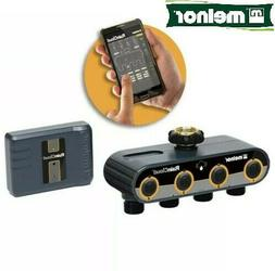 Melnor 16043-RSC Programmable 4 Zone WiFi Sprinkler Timer