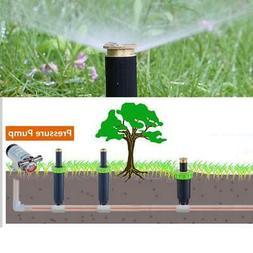 180 Degree Spraying Head Adjustable Sprinklers Nozzle for Ga