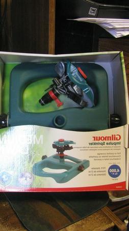 Gilmour 193SPBGF Medium Lawn Sprinkler Adjustable Impulse 40