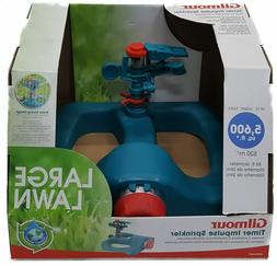 Gilmour 193TPB Lawn Sprinklers Pulsating Sprinkler With Time