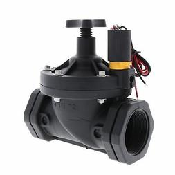 """2"""" FPT Galcon Sprinkler Valve w/ DC Latching Solenoid"""