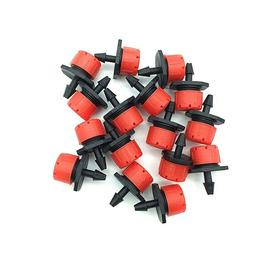 20 pcs Automatic Watering nozzle drip red Sprinkler head For