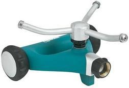 Gilmour 2025-sq ft Rotating Traveler Lawn Sprinkler
