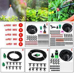 25M DIY Micro Drip Irrigation Auto Timer Self Plant Watering