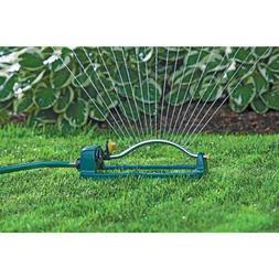 3,400 sq. ft. Oscillating Sprinkler Yard Garden Outdoor Lawn