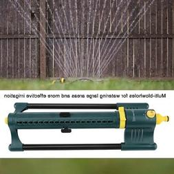 3-Way Adjustments Oscillating Sprinkler For Watering Garden