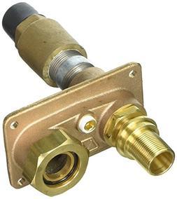 Woodford 32C-4 32 Lawn Sprinkler Wall Hydrant, 4-Inch, C Inl