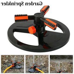 360 Degree Rotating Adjustable Sprinkler Lawn Irrigation For