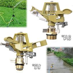 360 Degrees Rotary Irrigation Sprinklers Agricultural Garden