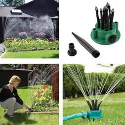 360 Degrees Sprinkler Automatic Multi Head Irrigation Spray