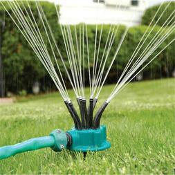 360° Flexible Water er Lawn Grass Sprinkler Head Garden Yar