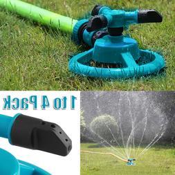 360° Rotating Garden Lawn Sprinkler Auto Grass Watering Spr