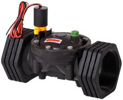 Galcon 3652 1.5-Inch Sprinkler Valve with S1602 DC Latching