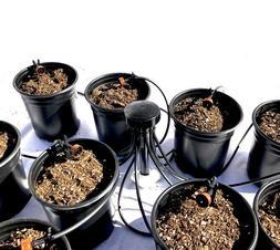 DIG 3GPH - 12 Plant Grow Kit - Hydroponics Starter Kit Drip