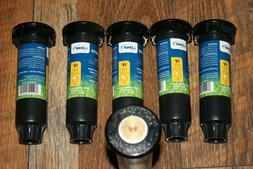 Orbit 4 1/4 Spray Pop-up Sprinkler w/ Brass Twin-Spray Nozzl