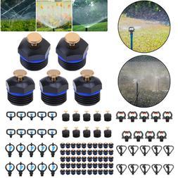 4 Way Agricultural Irrigation Garden Sprinklers Mist Fog Con