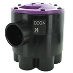K-RAIN 4606-RCW 4000 Series Indexing Valve with 6 Outlets an