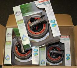 4pcs Gilmour pattern master adjustable impulse sprinkler Lar