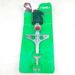 Orbit 5000 Sq.-ft Rotating Spike Lawn Sprinkler Adjustable G