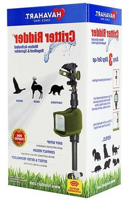 Havahart 5277 Motion-Activated Animal Repellent & Sprinkler,