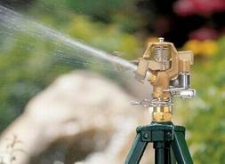 """Orbit 55032 Brass Impact/Impulse Sprinkler Head-1/2"""" BRS SPR"""