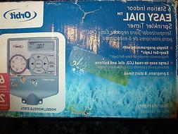 Orbit 6 Zone Timer 57876 6 Zone Sprinkler Timer