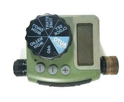 Orbit 62056 One Outlet Single-Dial Hose Faucet Timer Works