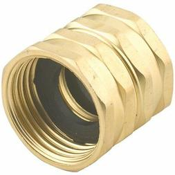 Gilmour 7FHS7FH  Double Female Swivel Brass Connector, 3/4-I
