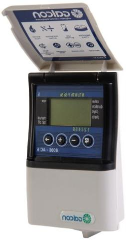 Galcon 8006 AC-6 6-Station Indoor Irrigation Controller