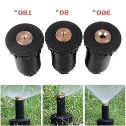 90-360° Sprinklers Lawn Watering Sprinkler Head Adjustable