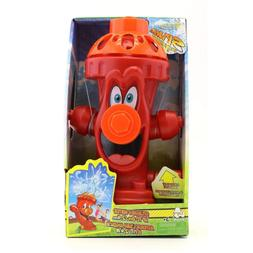 Kids Sprinkler Fire Hydrant, Attach Water Sprinkler for Kids