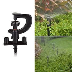 Easydeal A Pack of 50Pcs Plastic Garden Lawn Greenhouse Irri
