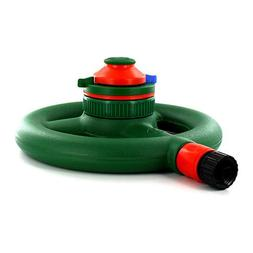Antelco A17055 Adjustable Gear-Driven Lawn Sprinkler