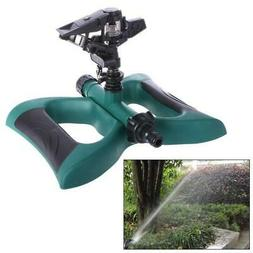 Adjustable 360 Rotating Automatic Garden Water Sprinkler Law