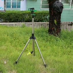 Adjustable Stainless Steel Lawn Farmland Watering Tripod Imp