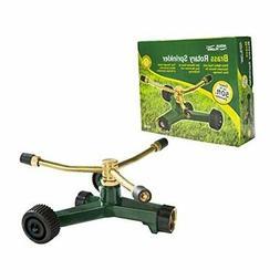 Aqua Plumb 3-Arm Rotary Brass Sprinkler