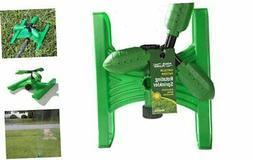 Aqua Plumb Rotating Sprinkler with 3-Arm Circular Pattern 1