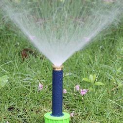 Auto Spray Misting Nozzle Sprinkler Head Lawn Garden Waterin