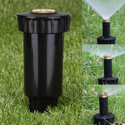 Auto Spray Misting Nozzle Watering Sprinkler Head Lawn Garde