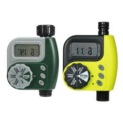 Automatic Electronic Water Timer Home Garden Irrigation Fauc