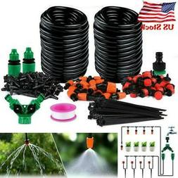 Automatic Micro Drip Irrigation System Watering Spray Hose L