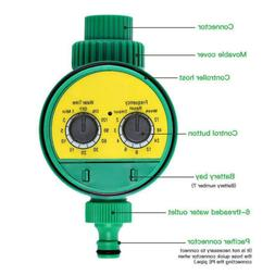 Automatic Smart Watering Irrigation Sprinkler Timer Controll
