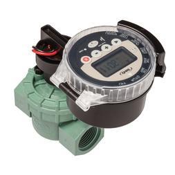 Orbit Automatic Sprinkler Timer with Valve Lawn Garden Water