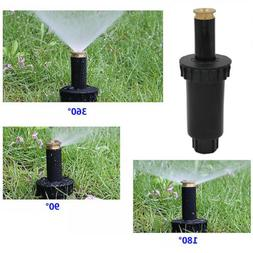 Automatic Telescopic Sprinkler Head Water Lawn Irrigation Sp