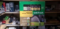 automatic underground yard lawn sprinkler system kit