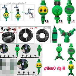 automatic water irrigation controller system plant self